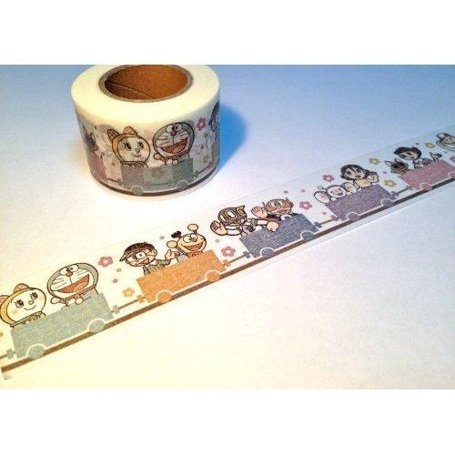 Masking tape A truck Fujiko ? F ? Fujio Museum limited [Doraemon, Kiteretsu Daihyakka, Perman, Esper Mami, 21 Emon, Pokonyan, Chinpui]