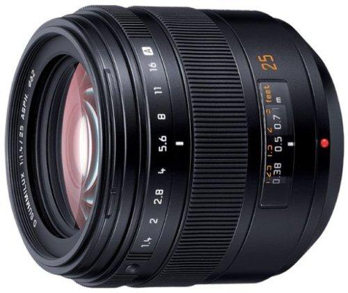 パナソニック ライカDズミックス 25mm F1.4 ASPH.