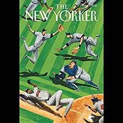 The New Yorker, April 27th 2015 (Sarah Stillman, Stephen Witt, Peter Schjeldahl)