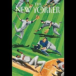 The New Yorker, April 27th 2015 (Sarah Stillman, Stephen Witt, Peter Schjeldahl) Periodical