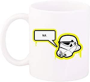 The Movie Star Wars Ceramic Mug