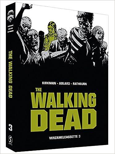 Cassette 3 Deel 9 t/m 12 (The Walking Dead (3)): Amazon.es: Robert Kirkman, Charlie Adlard, Cliff Rathburn, Olav Beemer: Libros en idiomas extranjeros