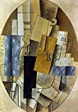 Braque: Still Life, 1914. /N'Oval Still Life, The Vioin.' Oil On Canvas By Georges Braque, 1914. is a licensed reproduction that was printed on Premium Heavy Stock Paper which captures all of the vivid colors and details of the original. The overall ...