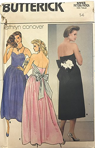 80s prom dress patterns - 3