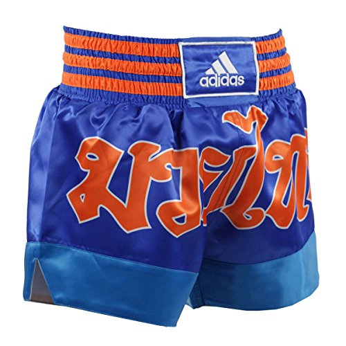 Blue Solar Shorts Blue Adidas Thai orange Boxe qwCXfPfa