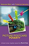 img - for Picture-Postcard Poverty: Unheard voices, forgotten issues from Rural Goa book / textbook / text book
