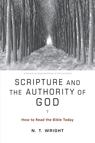 Scripture+Authority Of God