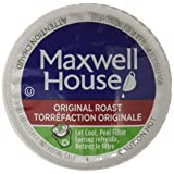Maxwell House Original Roast Single Serve Coffee Pods, 30 Pods, 285G