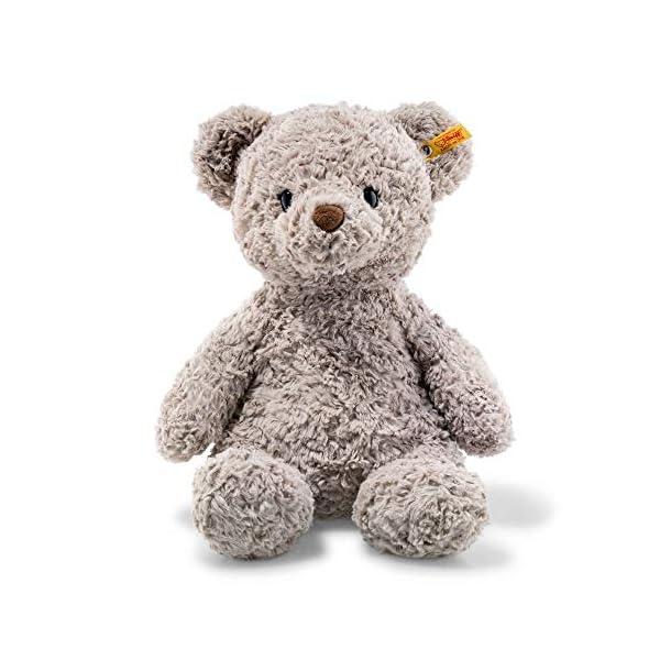 Steiff-Vintage-Teddy-Bear-16-Soft-And-Cuddly-Plush-Animal-Toy-16-Authentic-Steiff
