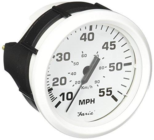 Faria Speedometer - Faria 33112 Speedometer