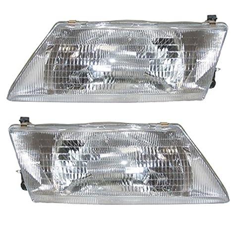 Amazon Com 95 96 97 98 Nissan Sentra 200sx Headlight Headlamp