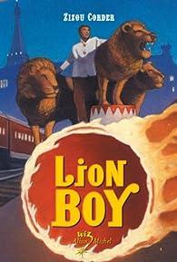 Lion Boy par Zizou Corder