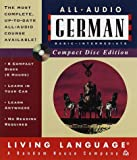All-Audio German CD, Living Language Staff, 0609603973