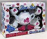 Frenzy 13 Piece Plastic Tea Set