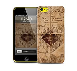 marauders map iPhone 5c protective phone case