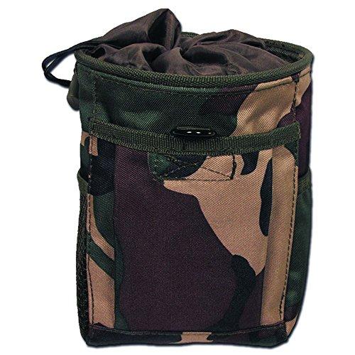 Patronenhülsen-Tasche Molle woodland