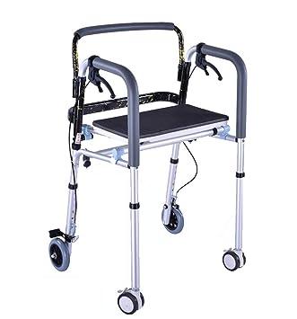 Amazon.com: XRX - Rodillo de 4 ruedas plegable ajustable con ...