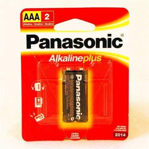 Panasonic AAA-Size General Purpose Battery Pack AM-4PA//2B