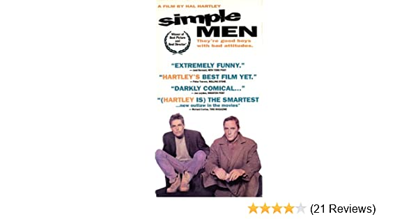 Amazon.com: Simple Men [VHS]: Robert John Burke, Bill Sage, Martin Donovan, Karen Sillas, Elina Löwensohn, Mark Chandler Bailey, Chris Cooke, Jeffrey Howard ...
