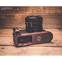 J.B. Camera Designs Pro Wood Grip for Leica Q Typ 116 - Handmade in the USA