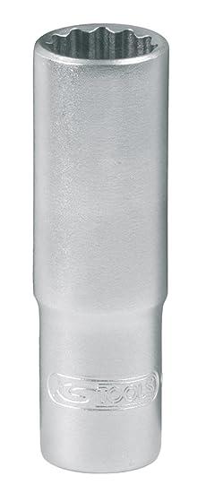 KS Tools 911.1512 - Llave de vaso para bujía (1/2