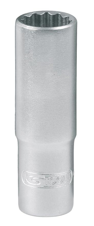 """KS Tools 911.1512 - Llave de vaso para bujía (1/2"""", ..."""