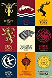 Game of Thrones House Sigils Poster 12x18