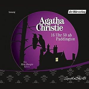 16:50 Uhr ab Paddington (Miss Marple 8) Hörbuch