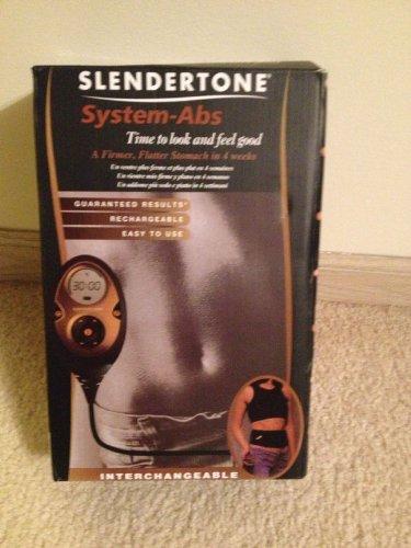 Slendertone Women's System Abs Toning Belt