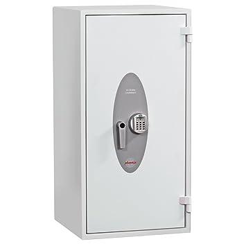 Phoenix HS1131E Gris - Caja fuerte (Cerradura con combinación, Gris, 555 mm, 545 mm, 1100 mm, 407 x 388 x 940 mm): Amazon.es: Hogar
