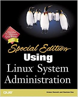 Linux System Administration Book