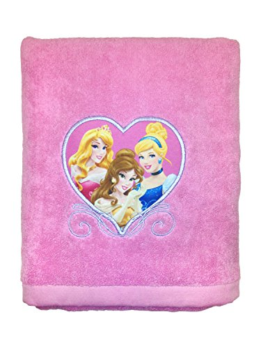 Disney Princess Timeless Elegance 100% Cotton Embroidered Pi