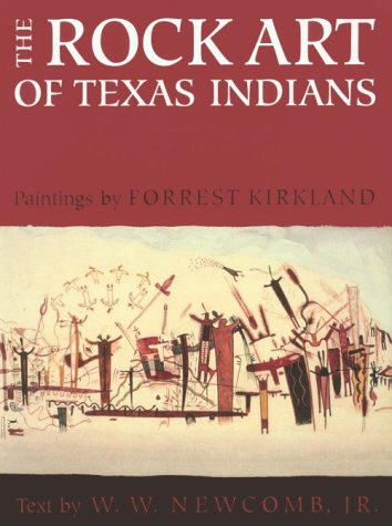 - The Rock Art of Texas Indians