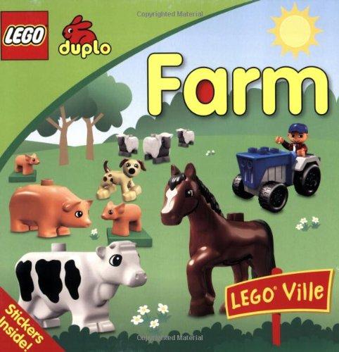 Farm (Lego Ville) - Lego Ville Animals