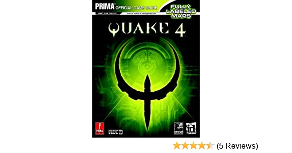 quake 4 pc prima official game guide
