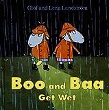 Boo and Baa Get Wet, Olof Landstrom, Lena Landstrom, 9129647525