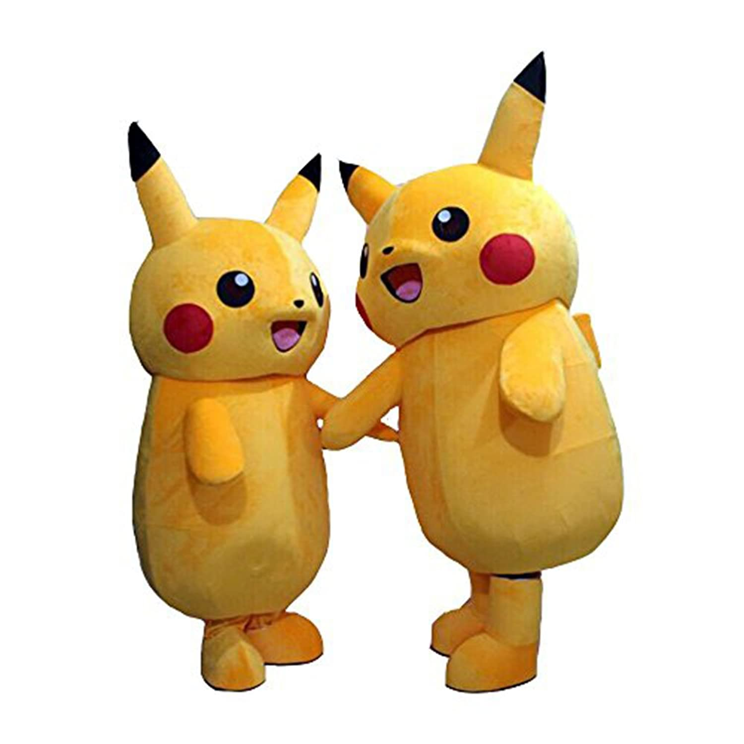 Pokemon Pikachu Mascot Costume