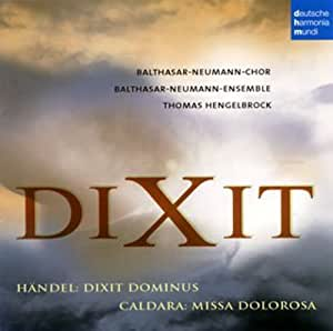Handel: Dixit Dominus & Caldara: Missa Dolorosa