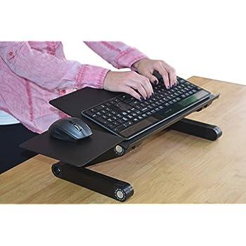 Amazon Com Uncaged Ergonomics Workez Keyboard Tray