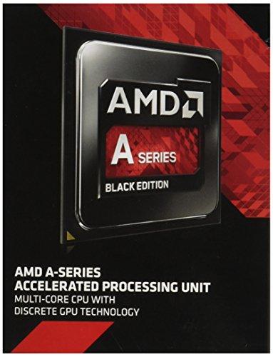 - A8-7650K Quad-core (4 Core) 3.30 GHz Processor - Socket FM2+Retail Pack