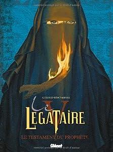 """Afficher """"Légataire (Le) n° 5<br /> testament du Prophète (Le)"""""""