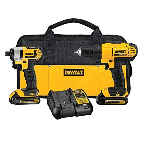 DEWALT 20V MAX Cordless Drill...