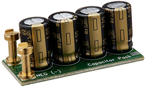 Castle Creations 011-0002-02 CC Cap Pack/Capacitor Pack (Capacitor Pack)