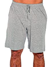At The Buzzer Men's Pajama Shorts/Sleepwear/PJS