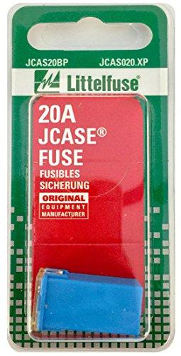 Littelfuse jcas20bp JCASE 495Series Automotive tipo cartucho fusible