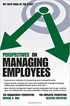 Book Perspectives on Managing Employees