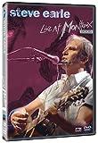 Steve Earle: Live at Montreux 2005