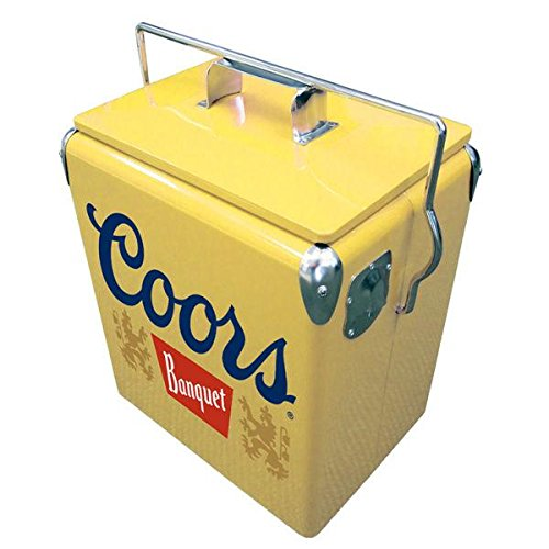 Coors Banquet CBVIC-13 Ice Chest by Koolatron