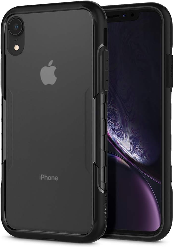 Spigen Lux Hybrid Designed for iPhone XR Case (2019) - Frost Black