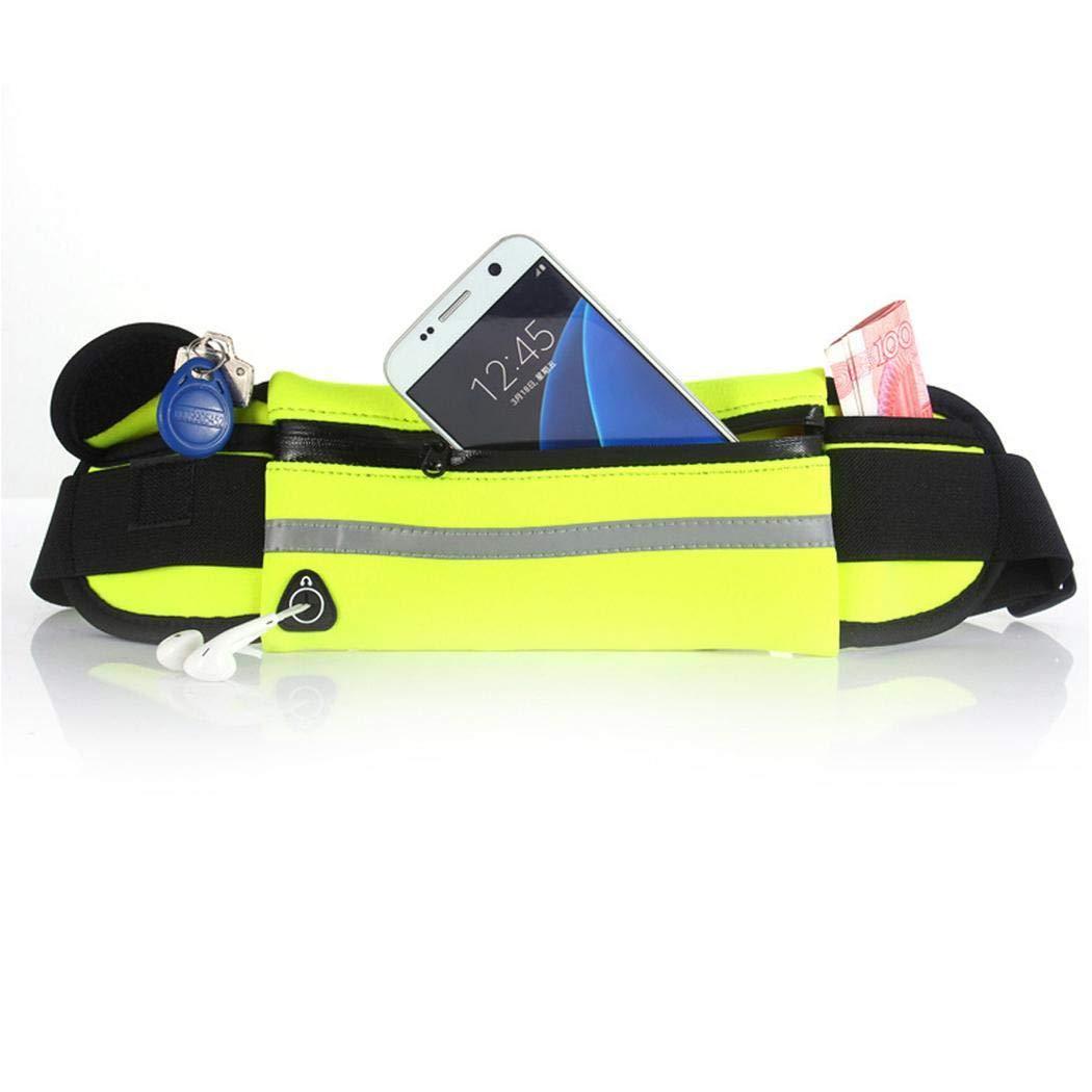 SoTeer Bumbag Sac de Taille imperm/éable /à la Taille Sac de Sport pour Dames et Hommes en Plein air pour Le Camping randonn/ée Fitness v/élo de Voyage
